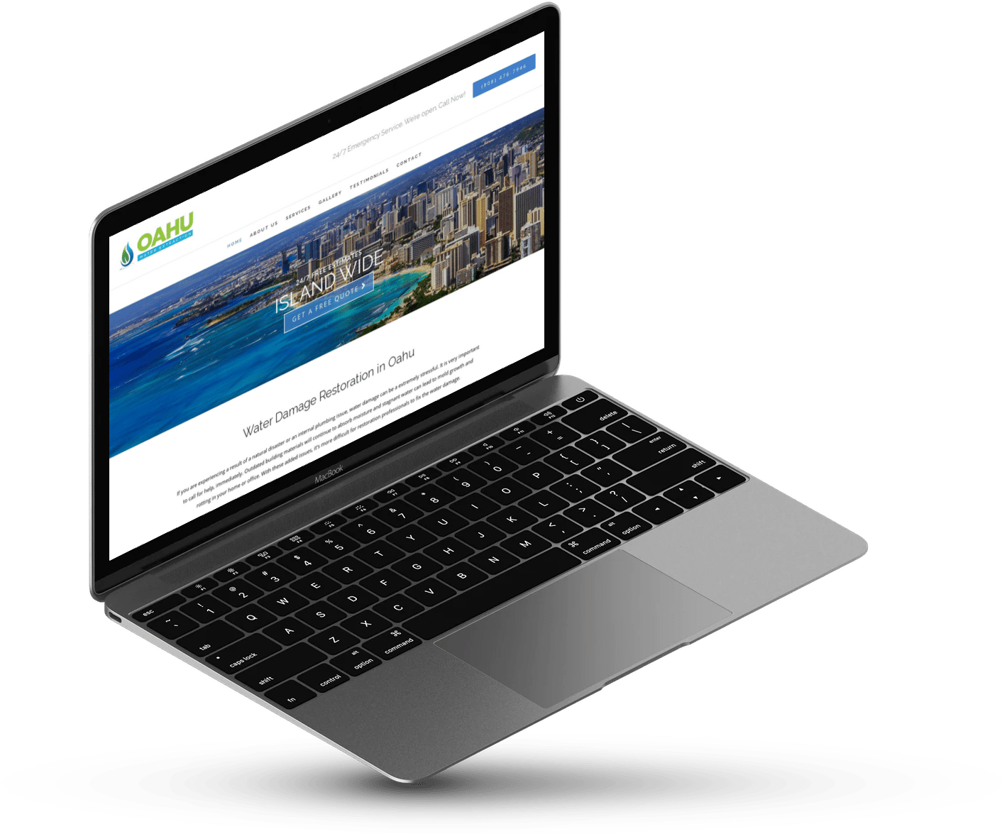 Web Design Company in Oahu Designing Hawaii Agency Case Studies